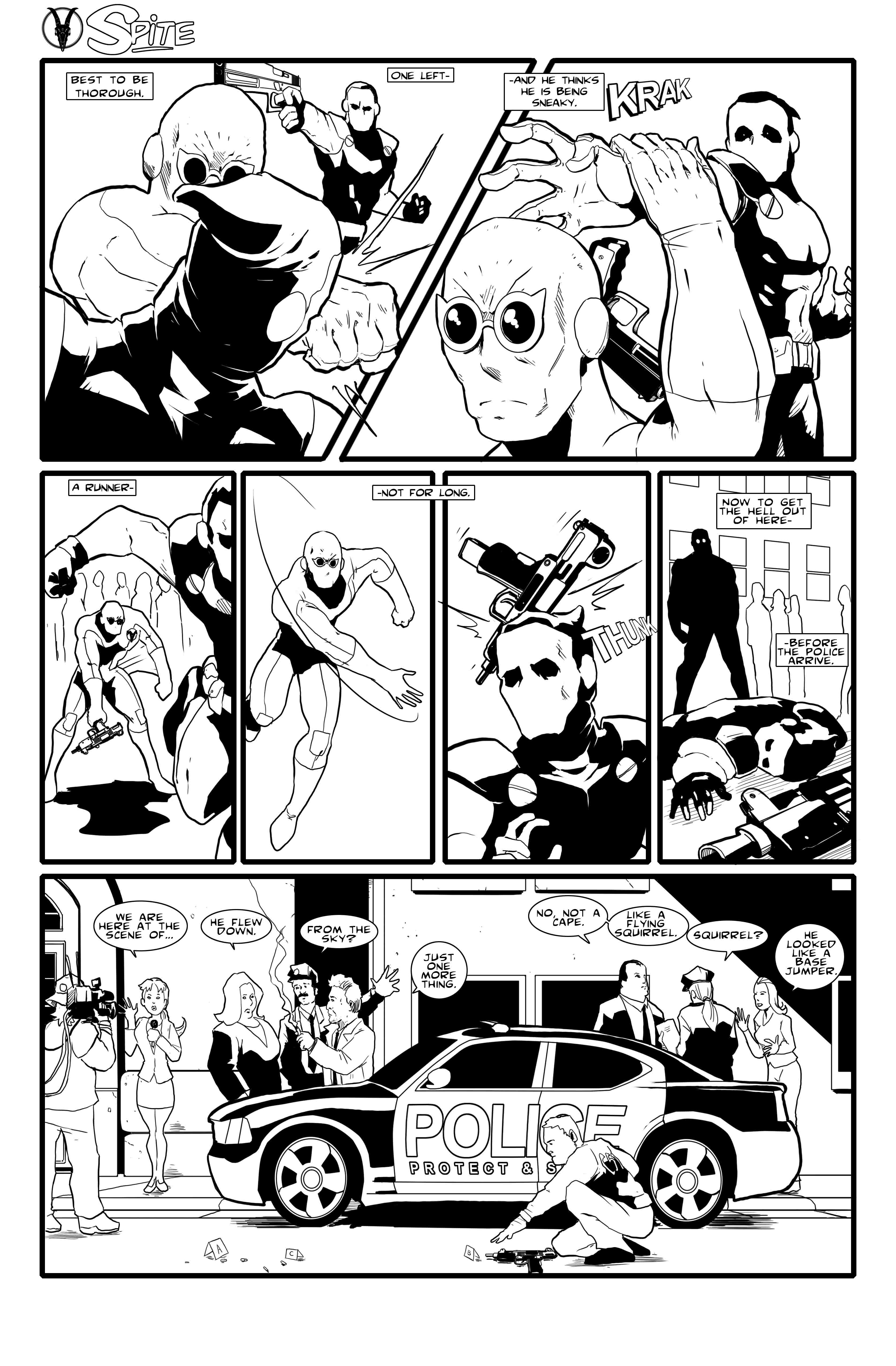 Spite (issue 1, page 2)